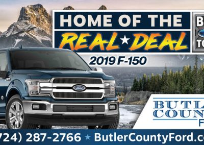 Butler Co Ford