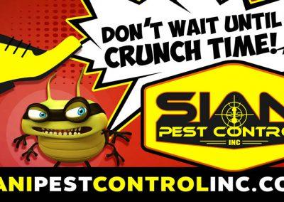 Siani Pest Control