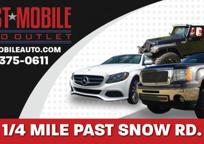 West Mobile Auto Outlet