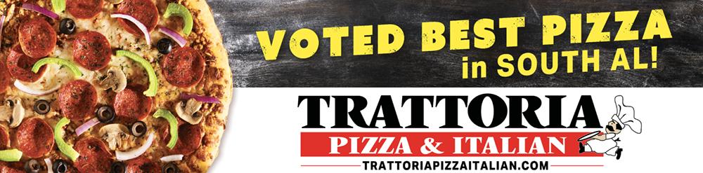 Trattoria Pizza & Italian Billboard