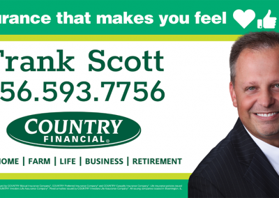 Country Financial Billboard